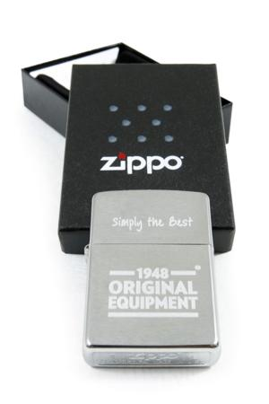Original Equipment Zippo Lighter - LIG0315