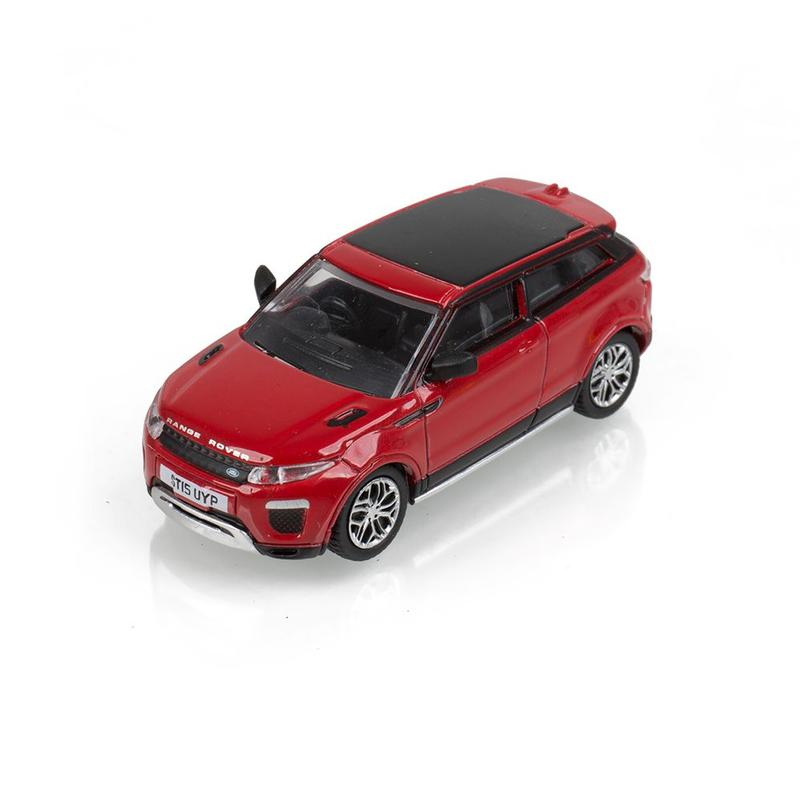 RANGE ROVER EVOQUE 3 DOOR 1:76 SCALE MODEL