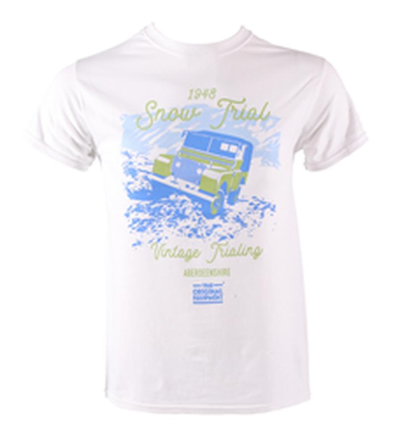 SNOW TRIAL T SHIRT