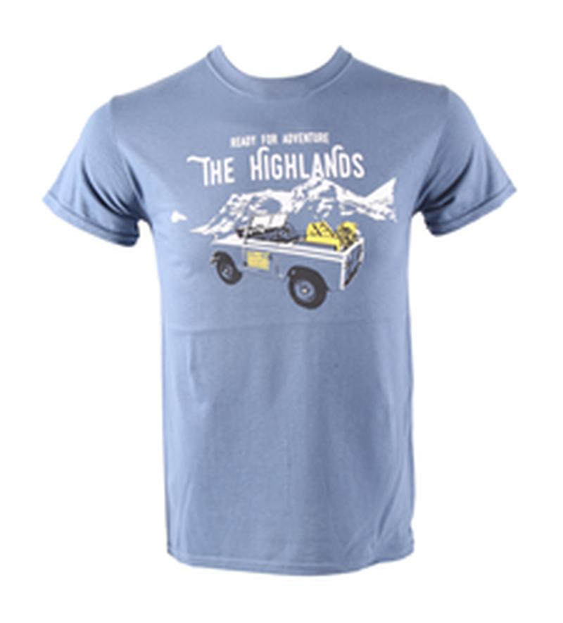 HIGHLANDS T SHIRT