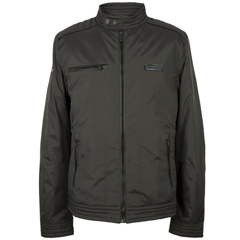 MEN'S DRIVERS JACKET