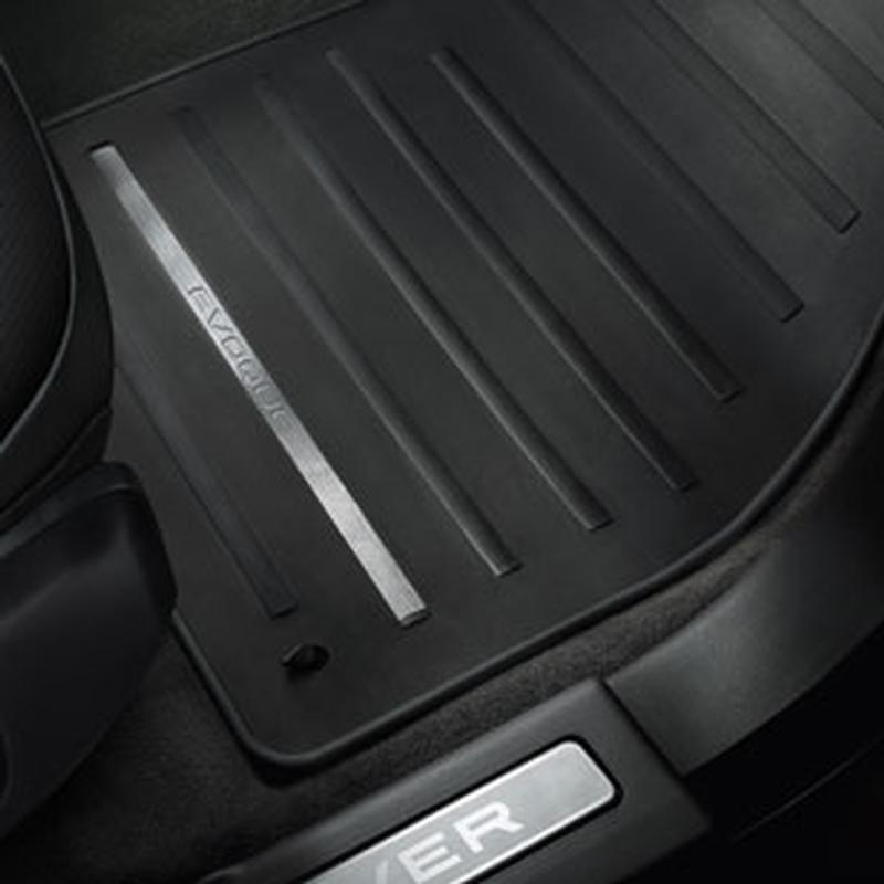 Evoque Rubber Mat Set
