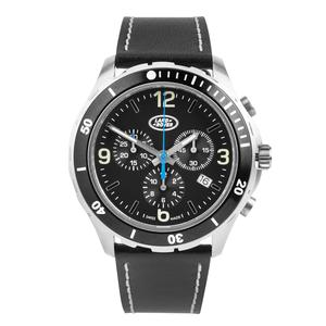 Land Rover Gents wrist watch - Black