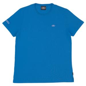 Mens Land Rover Logo T Shirt Blue
