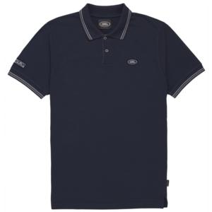 Mens Land Rover Polo Shirt  Navy
