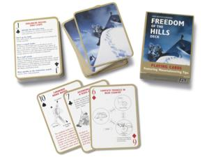 Freedom of the Hills Deck Of Playing Cards- CAR0