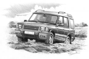 Discovery 2  '98 - '02