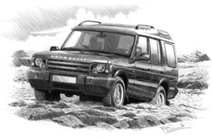 Discovery 2  '02 -'04