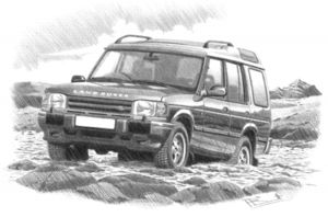 Discovery 300 Series '94 - '98