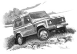 Defender 90 Station Wagon '91-'07