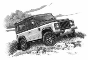 Defender Run Out Limited Edition 2015