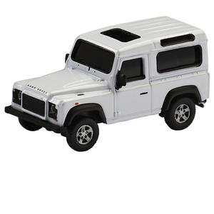 Land Rover Defender USB Data Stick - White