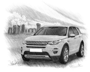 Discovery Sport Light