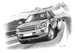 Freelander 2 11MY Light shading