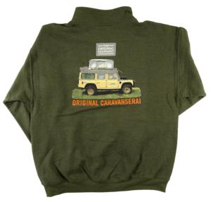 Defender Caravanserai Vintage Sweat