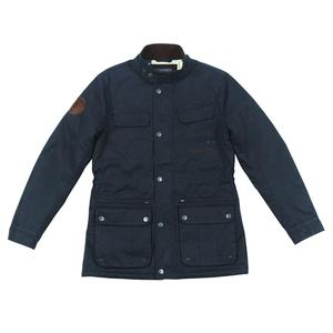 Land Rover Heritage Expedition Jacket Navy
