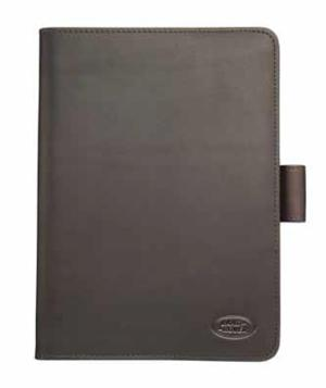Land Rover Leather Notebook