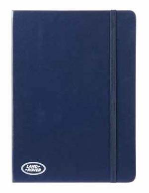 Land Rover Notebook Large - LRSPANNL
