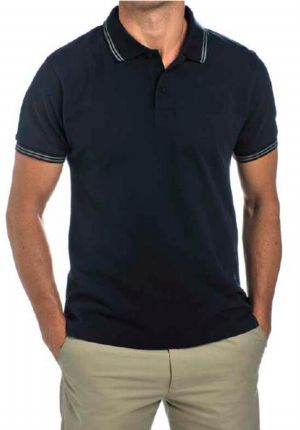 Men's Pique Polo - LRSS12PS2