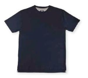 Navy men's T shirt - LRSS12T2