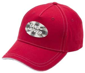 Mens Union Flag Baseball Cap Red