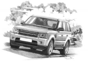 Range Rover Sport '09- (light)