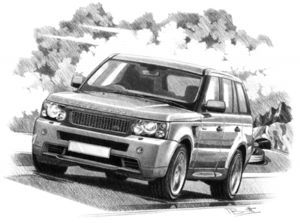 Range Rover Sport HST (light)