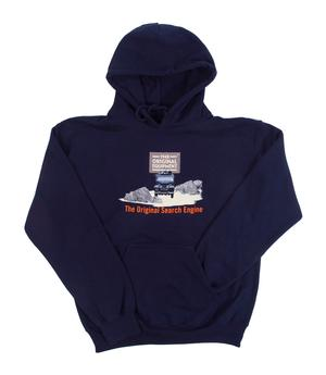 Search Engine Defender Hoody
