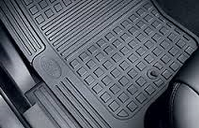 Discovery 4 Rubber Mat Set