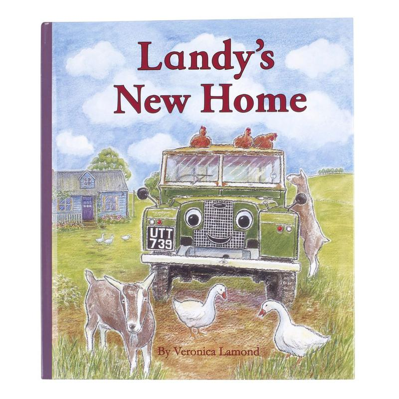 LANDYS NEW HOME BOOK