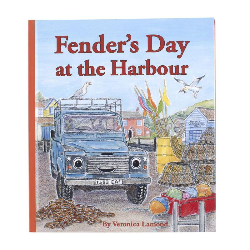 FENDERS DAY AT THE HARBOUR BOOK