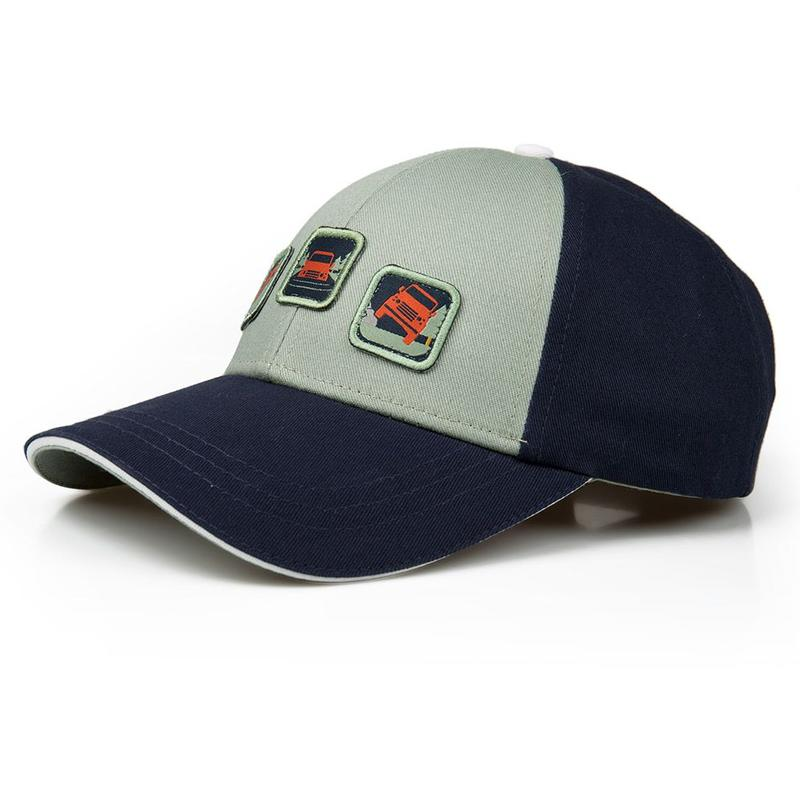CHILDREN'S CAP NAVY