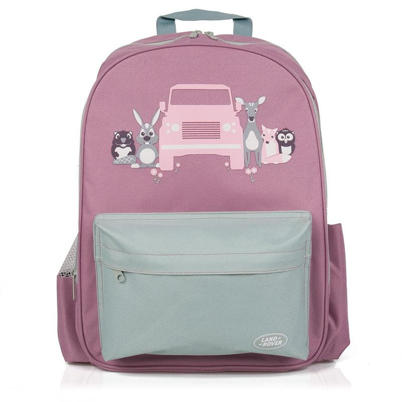 CHILDREN'S BACKPACK PURPLE