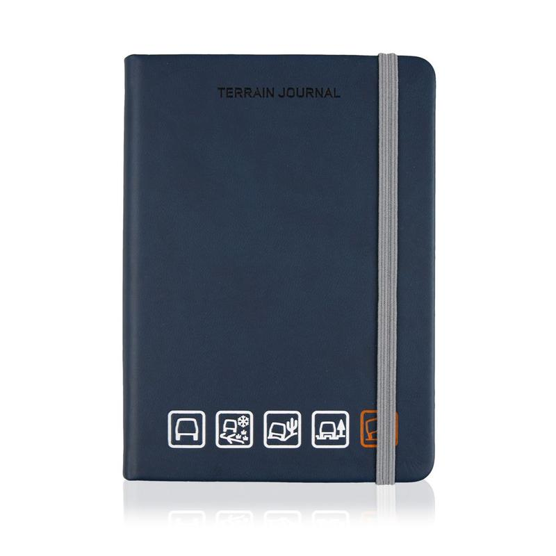 Note Book Navy A6