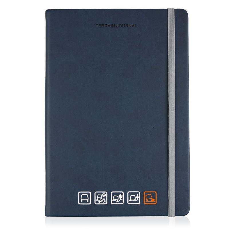 Note Book Navy A5