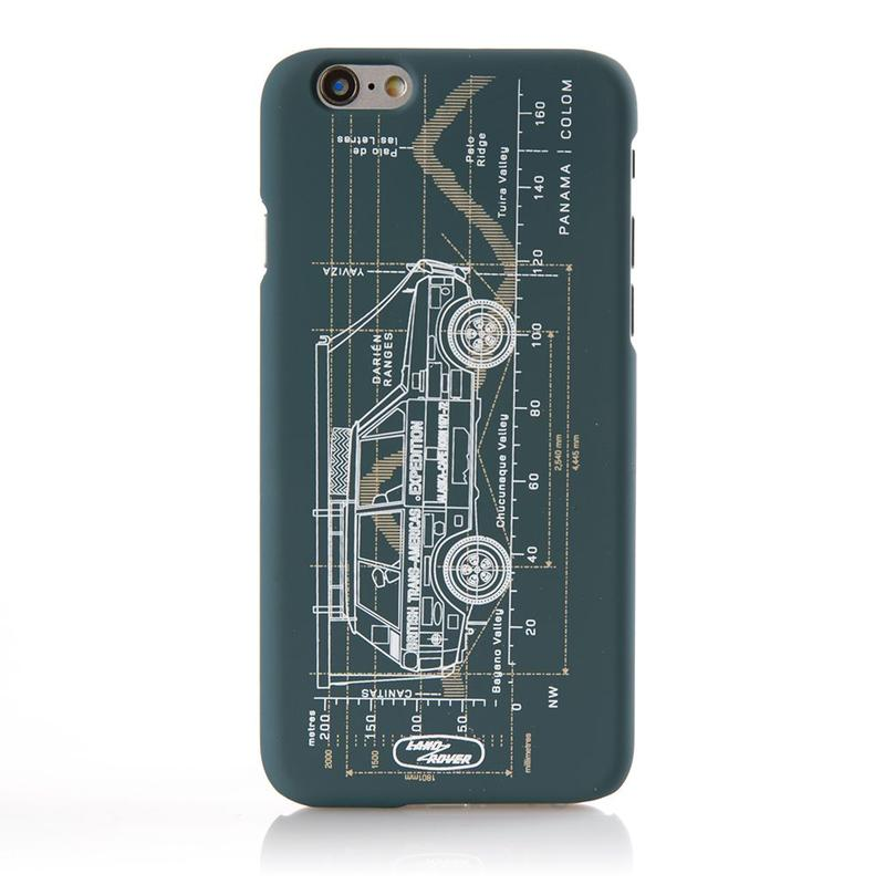 DARIEN GAP IPHONE COVER NAVY